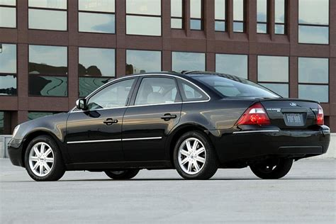 ford five hundred reviews 2005 ford five hundred reviews specs and prices cars