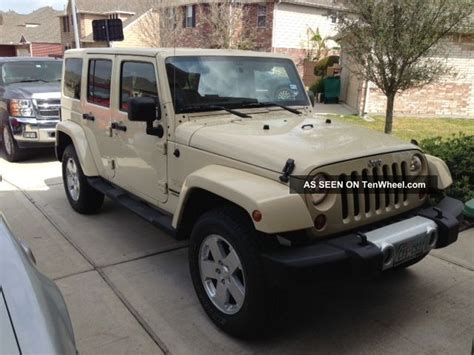 2011 Jeep Wrangler 4 Door by 2011 Jeep Wrangler Unlimited Sport Utility 4 Door
