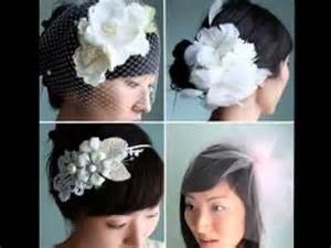 Wedding Hair Accessories Diy by Diy Wedding Hair Accessories Decorating Ideas