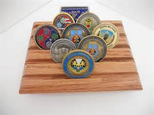 challenge coin display rack coin holder