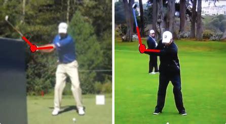 golf swing hinge should you hinge your wrists golf power vs accuracy