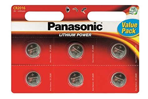Panasonic Batrei Cr2016 Pak kameraausstattung gadgetcenter bei i tec de