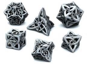 Kitchen Knives On Sale this celtic dice set will take your role playing games to