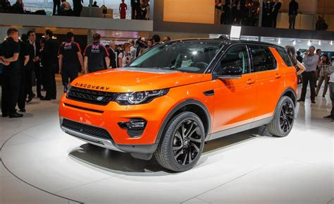orange land rover discovery information cape town motor