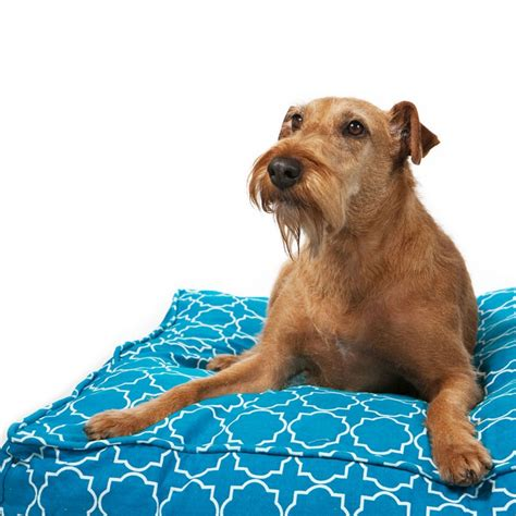 affordable dog beds diy dog bed pillow cover pattern comfortable yet