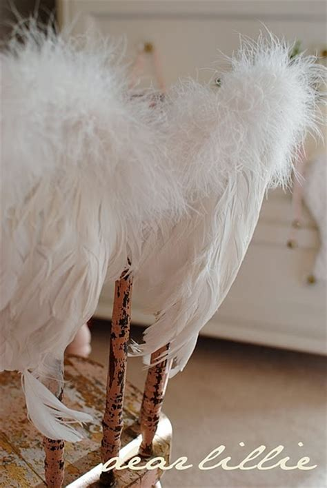 fluffy feather christmas tree decoration angel wings 464 best wings images on wings decor and papier mache