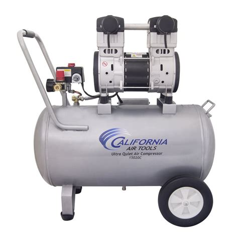 Mini Air Compresor Almunium 150 Psi shop california air tools 2 hp 15 gallon 150 psi 110 volt horizontal portable electric air