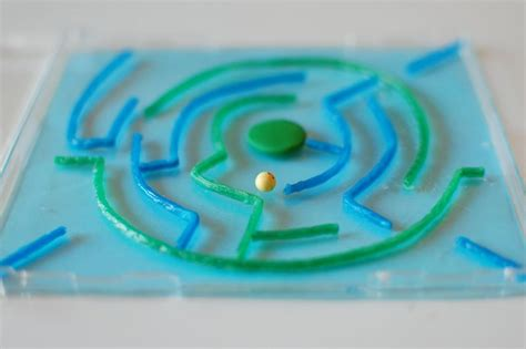 diy cd case labyrinth wikki stix