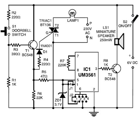 wiring diagram for two doorbells wiring wiring diagram site