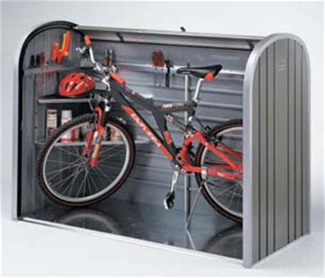 cobertizo para bicicletas 187 biohort storemax 160 cobertizo motos bicicletas cubos basura