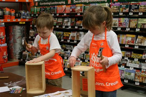 kid workshop crafts