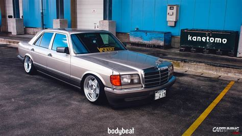 lowered mercedes lowered mercedes s class w126