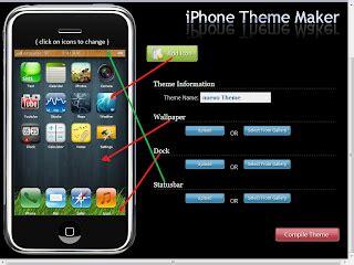 iphone themes creator nivel recluta 1 03 09 1 04 09
