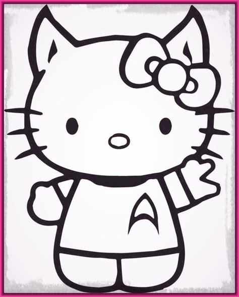 imagenes de kitty para iluminar imagenes de hello kitty para colorear en la computadora