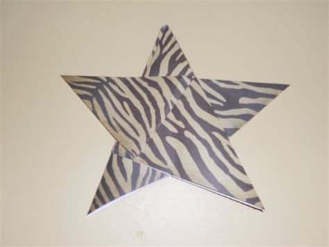 How To Make A Origami Zebra - rivs zebra origami
