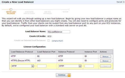 ssl installation guide for aws elastic load balancer