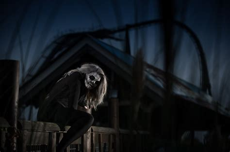 Cabin In The Woods Thorpe Park by Thorpe Park Fright International Friends