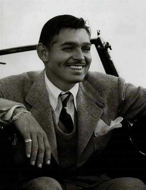 clark gable clark gable gentleman of style gentleman s gazette