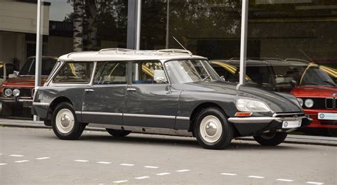 citroen ds oh mon dieu 1969 citroen ds 20 wagon for sale