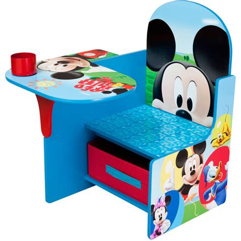 disney chair with desk disney mickey mouse chair with desk walmart com