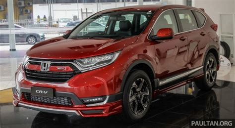 gallery  honda cr  mugen limited edition   units  priced  rm