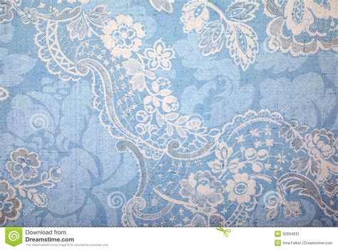 wallpaper pattern vintage blue vintage blue wallpaper stock image image 32694631