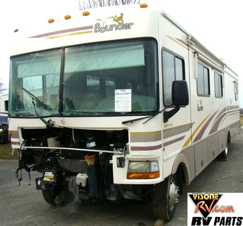 Motorhome Replacement by Rv Parts 2002 Fleetwood Bounder Motorhome Parts For Sale