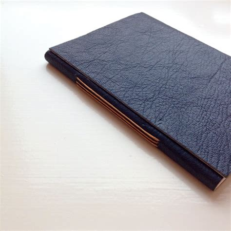 Handmade Leather Journal Tutorial - diy leather bound journal 183 how to make a leather journal