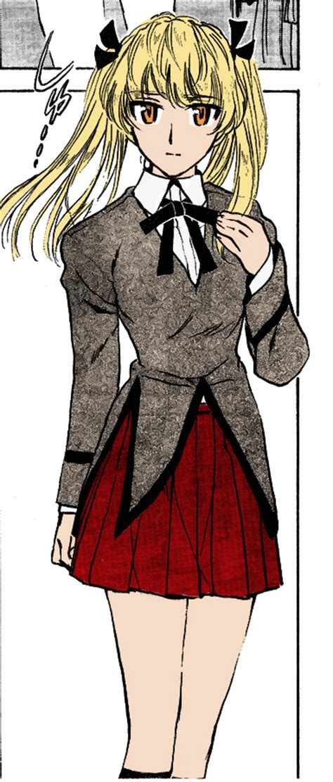 school rumble coloring page manga color eri sawachika by zedhwolf on deviantart
