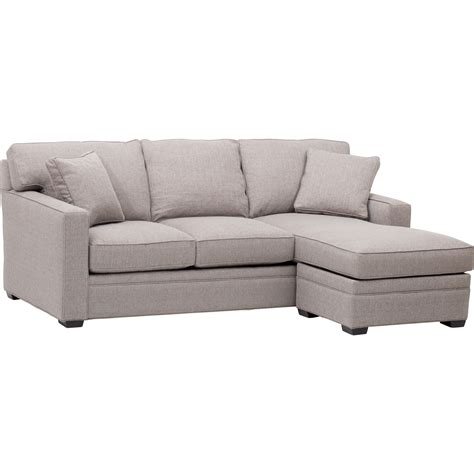 sectional with sleeper parker queen sleeper sectional fabric sofas furniture