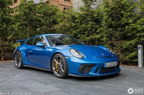 porsche blue gt3 991 2 gt3 colours spec q a etc etc page 80 911