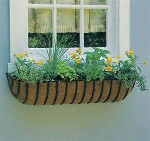 Window Plant Pots Hayrack Planter Haystack Planter Window Box Trough