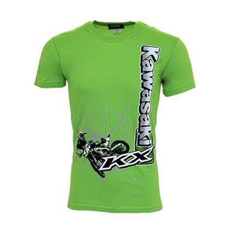 Kawasaki Shirt by Kawasaki Kx T Shirt Shirts Clothing Casual Apparel