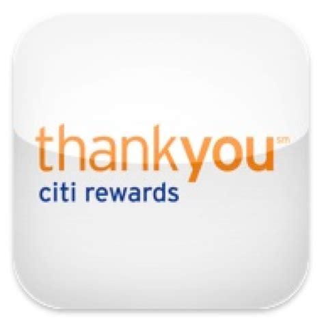 Citibank 400 Gift Card Bonus - citi thankyou rewards large quantity unit of 1000