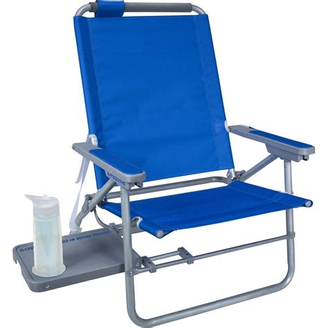 Surf Gear Big Chair by Gci Outdoor Big Surf With Slide Table Chair 62083 B H