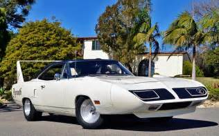 Barn Hours Winged Warrior 1970 Plymouth Superbird