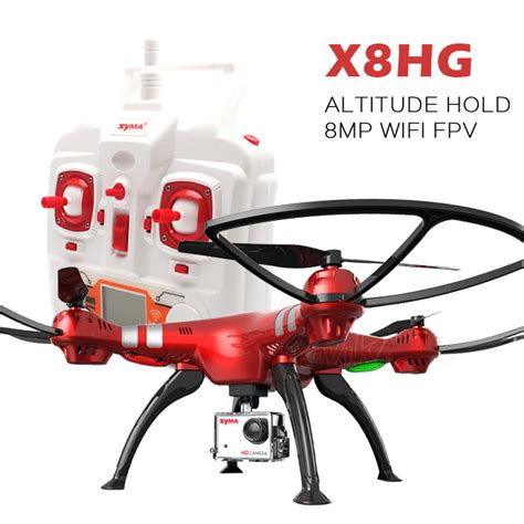 Phanton Syma X8hg 8mp Hd The New Drone Drone 1 syma x8hg quadcopter hd with wifi fpv altitude hold drohne quadcopter multirotor and
