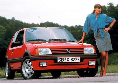 peugeot europe europe 1989 vw golf and opel kadett dominate best