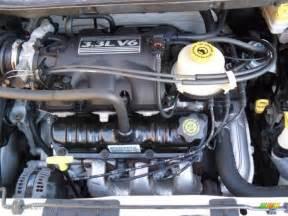 2003 dodge caravan sxt 3 3 liter ohv 12 valve v6 engine