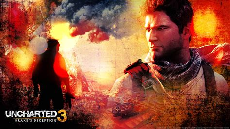 uncharted 3 hd wallpaper 1920x1080 uncharted 3 wallpaper 575287