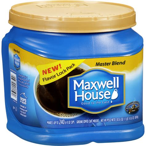 maxwell house coffee maxwell house coffee master blend 1 grocery delivery service in las cruces