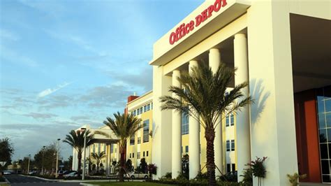 Post Office Palm Coast by Office Depot Pays 132 Million For Boca Raton Headquarters