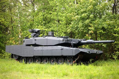 Leopard 2 Autobild das ist der leopard 2 revolution bilder autobild de