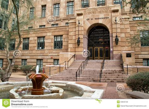 phoenix court house historic maricopa county courthouse in phoenix arizona stock image image 53645723