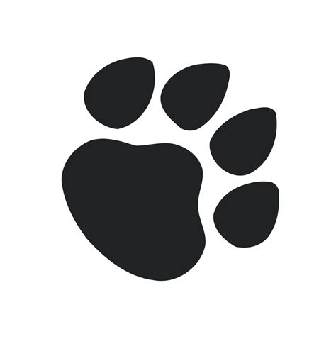paw print image paw print graphics cliparts co