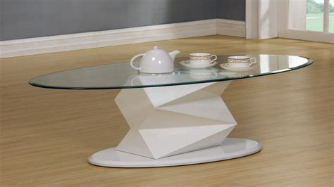 white glass coffee tables white high gloss glass coffee side console table homegenies
