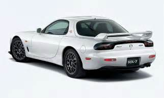 Madza Rx 7 Mazda Rx 7 Confirmed For 2017 Return
