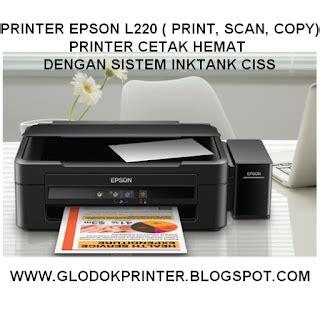Printer Warna Murah printer epson l220 harga jual spesifikasi printer