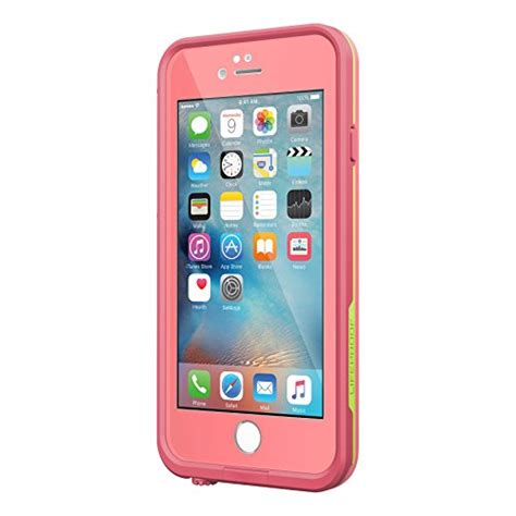 r iphone 6 waterproof lifeproof fre waterproof for iphone 6 6s sunset import it all