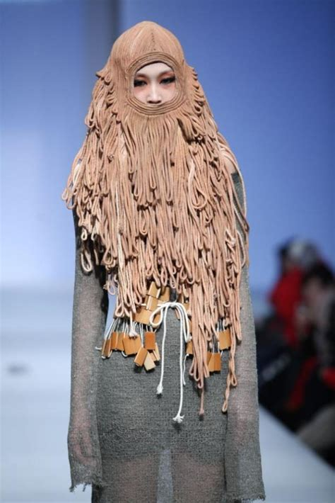 Knits Stylecrazy A Fashion Diary by The Craziest Runway Looks Of 2012 Fashion Weeks From All